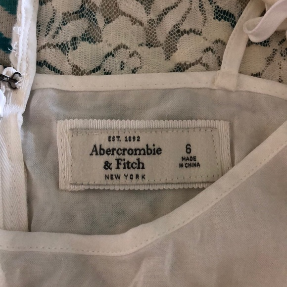 Abercrombie & Fitch Dresses & Skirts - Abercrombie dress, ivory.